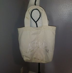 Abercrombie and Fitch tote bag
